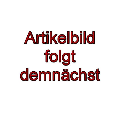 KASTEL Charlotte Studio Krystal, Herz, weiß - Netz rot -Rand rot - Dänemark DK